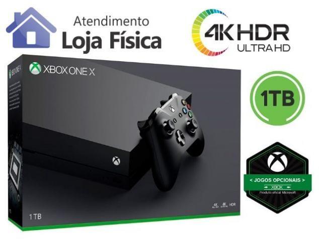 Xbox One X 1TB 4k HDR Opcional Fifa 18 Forza 3 7 Battlefield 1 Lego PlayStation 4 Pro Ps4