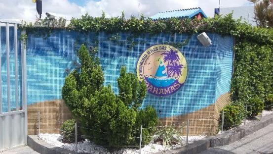 Excelente Apartamento no Ilhas das Bahamas - Luzia