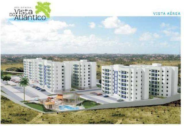 Apartamento Nascente Vista para o Mar (TÉRREO)