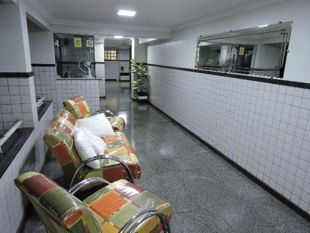 Apto Taguatinga Norte CNB 8 reformado desocupado 3 qtos 2 WC 1 vaga com lazer