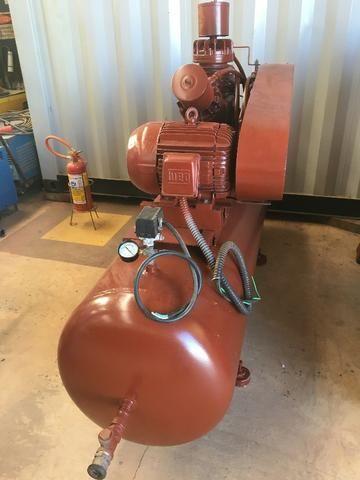 Compressor De Ar Wayne W 800 40 Pés/10 CV - Foto 2