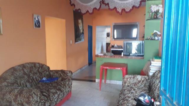 Vende, R$ 300.000,00, excelente casa na av. principal da folha 23 com kitnet no fundo - Foto 15