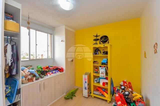 Apartamento à venda com 2 dormitórios em Sítio cercado, Curitiba cod:148809 - Foto 8