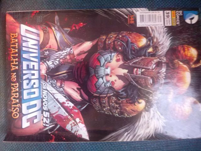 3 revistas em quadrinhos ! sem detalhes ! - Foto 4