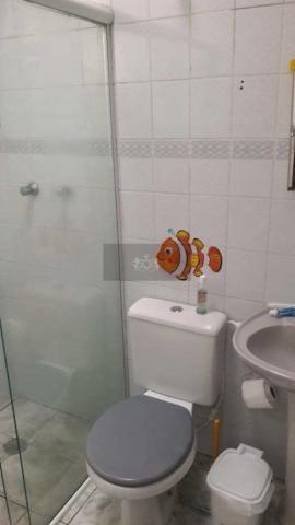 Casa à venda com 3 dormitórios em Poiares, Caraguatatuba cod:487 - Foto 17