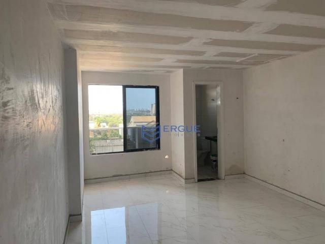 Sala para alugar por r$ 1.800/mês - edson queiroz - fortaleza/ce - Foto 11