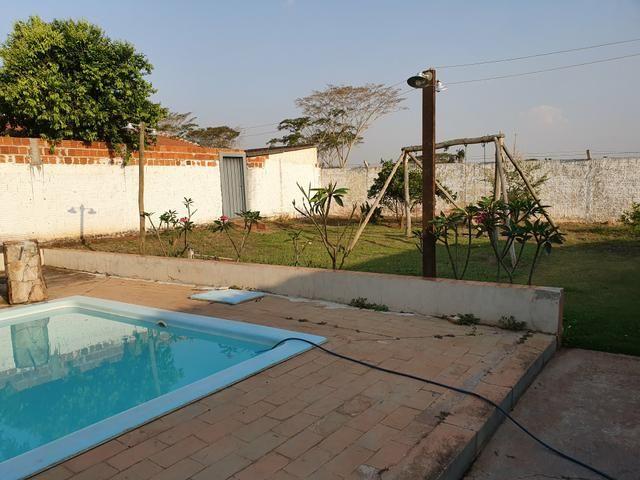 Chacara p finais de semana 6 dormitórios próxima a rio preto - Foto 3