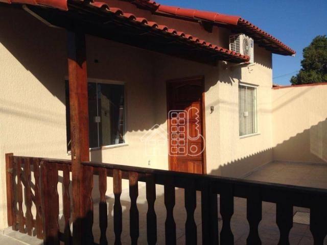 Casa residencial à venda, são josé do imbassaí, maricá. - Foto 9