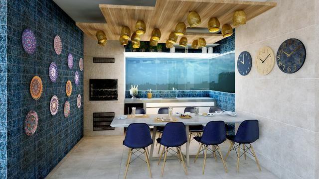 Apartamento com 2 suítes no Sky concept (Jatiúca)