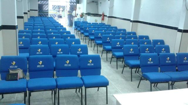 Cadeira para igreja e Auditorio - Foto 4