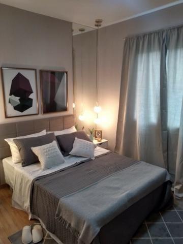 2 quartos com varanda ao lado da Niely - Monte Castelo - Foto 16