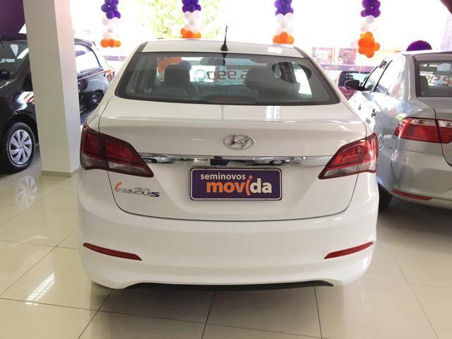 Hyundai-HB20S 1.0 Comfort Plus 20178/2019