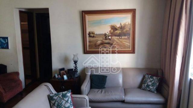Apartamento residencial à venda, Icaraí, Niterói. - Foto 5