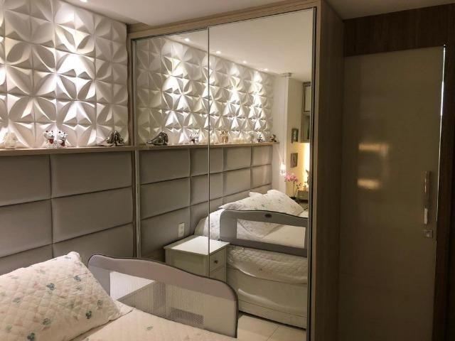 Excelente apartamento de 3 quartos - Guararapes - Foto 20