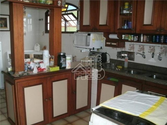 Casa residencial para venda e locação, piratininga, niterói - ca0038. - Foto 12
