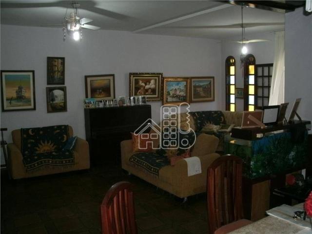 Casa residencial para venda e locação, piratininga, niterói - ca0038. - Foto 11