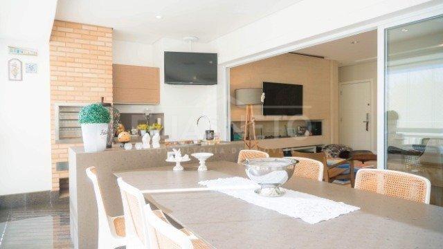 Apartamento à venda com 3 dormitórios em Centro, Piracicaba cod:V132617