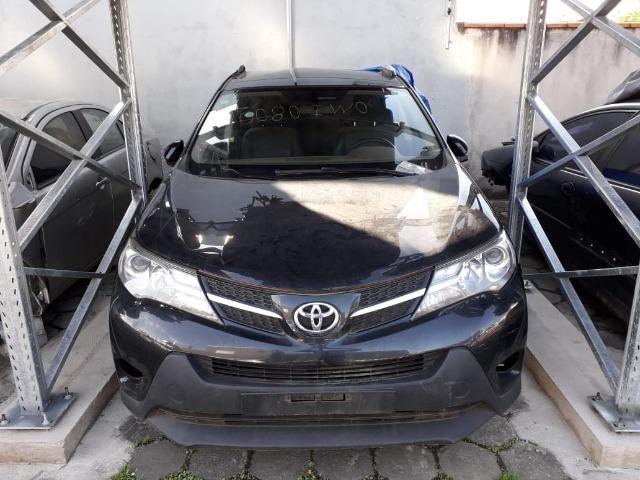 Sucata Toyota RAV4 2014 - Venda De Peças
