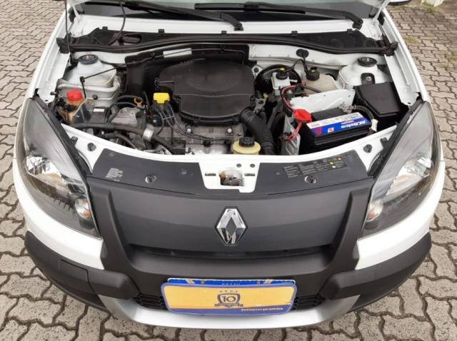 Renault Sandero 1.6 STEPWAY 8V 4P - Foto 10