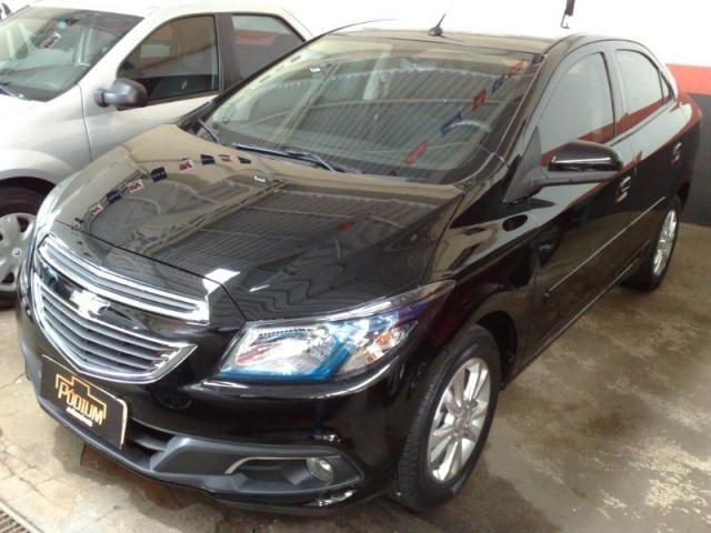 Chevrolet GM Prisma LTZ 1.4 Preto