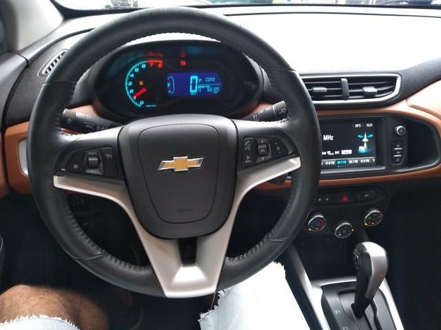GM Chevrolet Onix Activ 1.4 Automático Ano 17/17 - Foto 9