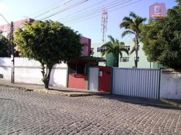 Apartamento  residencial à venda, Cidade da Esperança, Natal. V0214