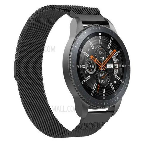 40e23ff5710 Relógio Samsung Galaxy Watch BT 42mm Preto - Celulares e telefonia ...