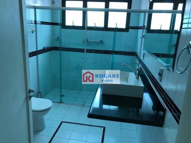 Cobertura à venda, 360 m² por r$ 1.700.000,00 - vila adyana - são josé dos campos/sp - Foto 11