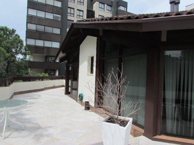 Cobertura com 4 dormitórios para alugar por r$ /mês - bela vista - porto alegre/rs - Foto 44