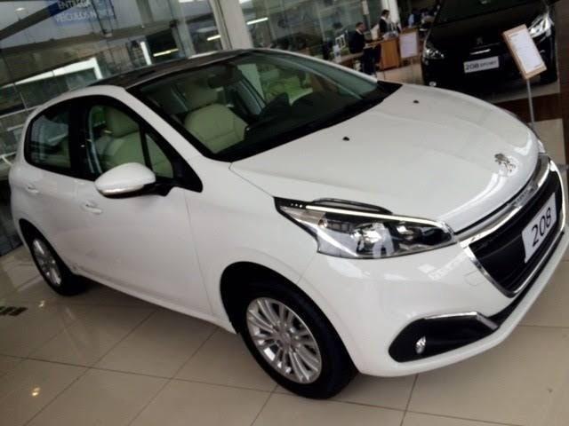 Peugeot Novo 208 Active-O Carro mais Econômico do Brasil PF e PJ