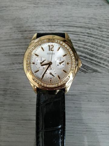 0dec36fe811 Relógio feminino Guess original - Bijouterias