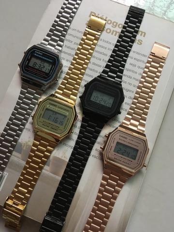 b83328ed71f Relógios Casio - temos outros modelos - Bijouterias