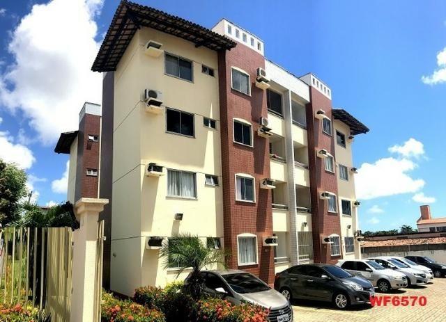 AP1351 Residencial Uirapuru, alugo apartamento com 3 quartos, próximo arena Castelão