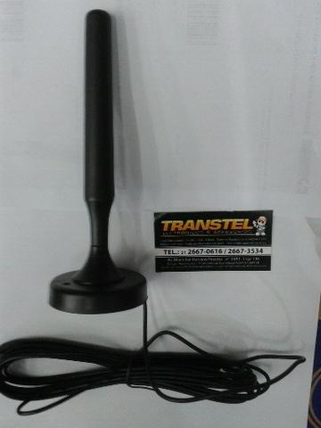 Antena Tv Digital Amplificada 25db Hd Uhf Mxt Mdtv 400-b