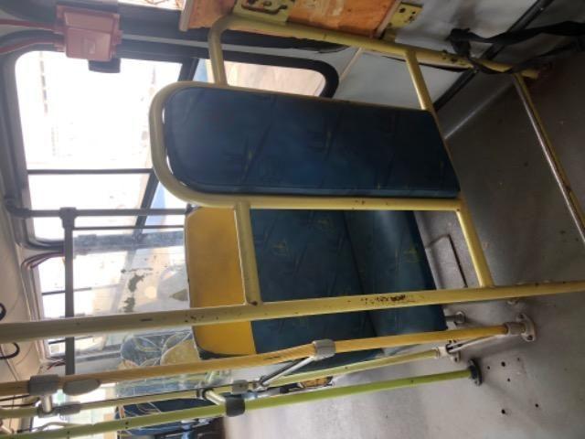 Vendo Micro-Onibus Ano 2008 Urbano pra roça ou interior - Foto 9