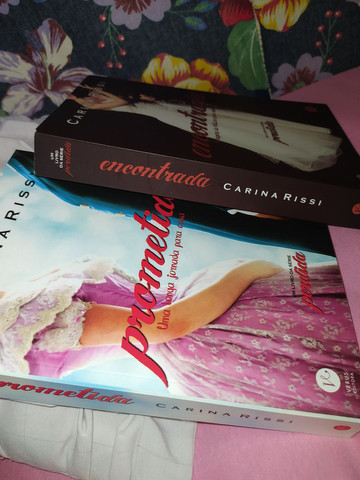 Livros Carina Rissi - Foto 2