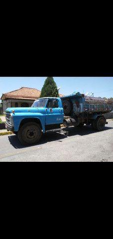 Ford f11000 motor mwm  - Foto 2