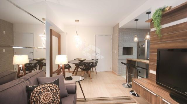 Apartamento à venda com 3 dormitórios em Farroupilha, Porto alegre cod:9930322 - Foto 3