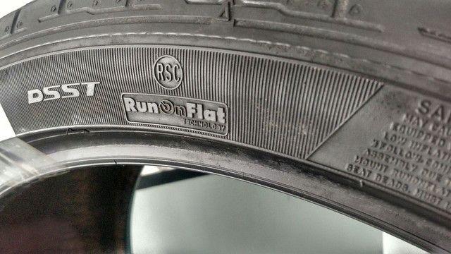 Pneu 285/35R21 105Y Dunlop SP Sport Maxx DSST RUNFLAT usado / meia-vida - Foto 4