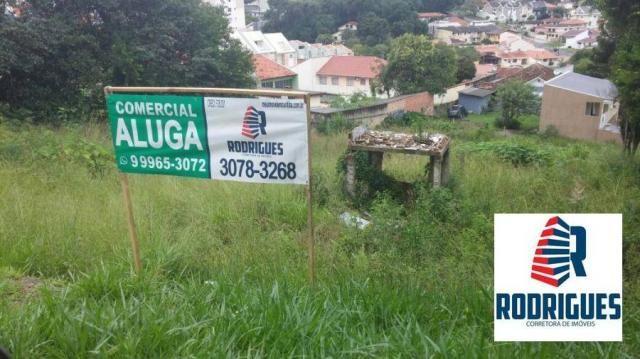 Terreno para alugar, 1 m² por R$ 3.500,00/mês - Tingui - Curitiba/PR
