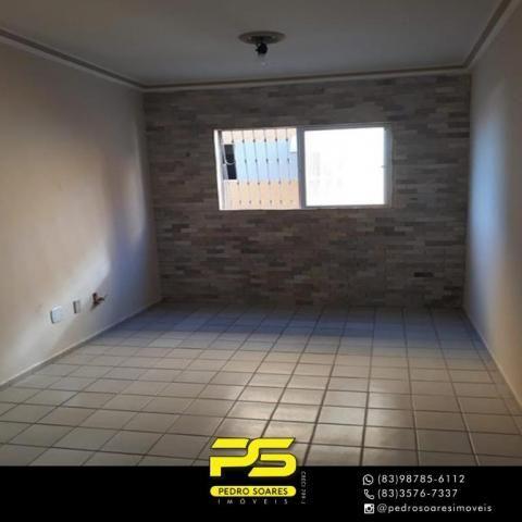 Apartamento com 2 dormitórios à venda, 50 m² por R$ 110.000 - Paratibe - João Pessoa/PB - Foto 3