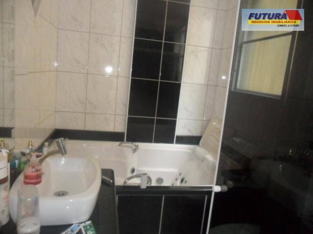 Apartamento com 3 dormitórios à venda, 127 m² por R$ 395.000,00 - Gonzaguinha - São Vicent - Foto 17