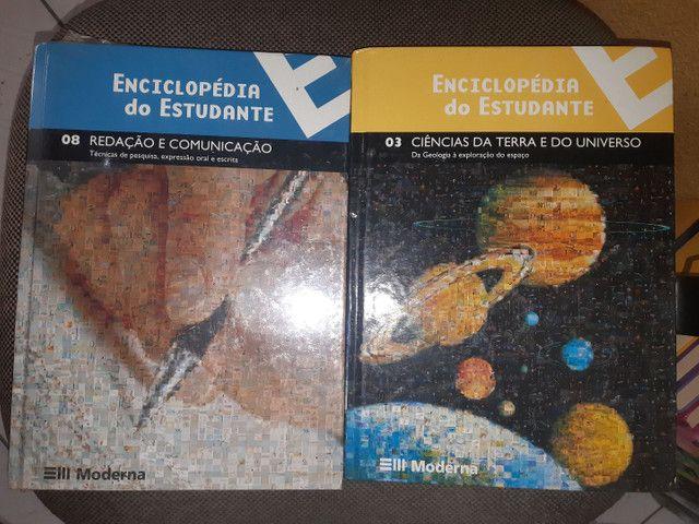 Enciclopédias do estudante  - Foto 3