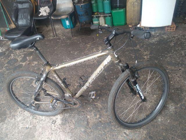 Bicicleta aro26 quadro edição limitada leia anúncio - Foto 6
