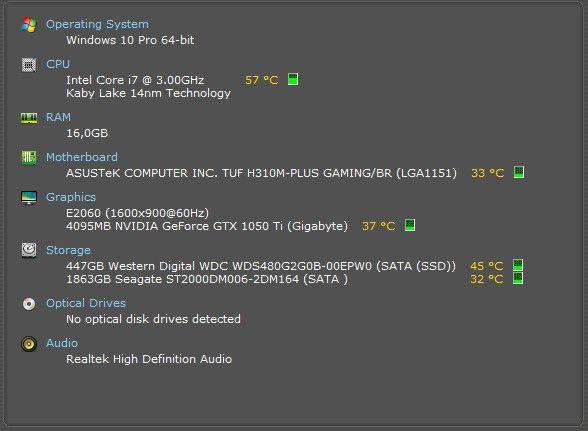 PC Gamer i7 16gb ram ssd 500gb gtx 1050ti 4gb - Foto 5