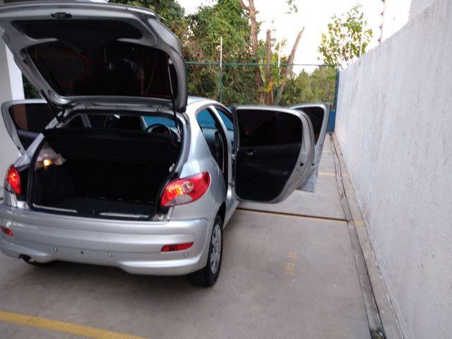 Peugeot 207 1.4 8v 2013 Excelente Estado! - Foto 5