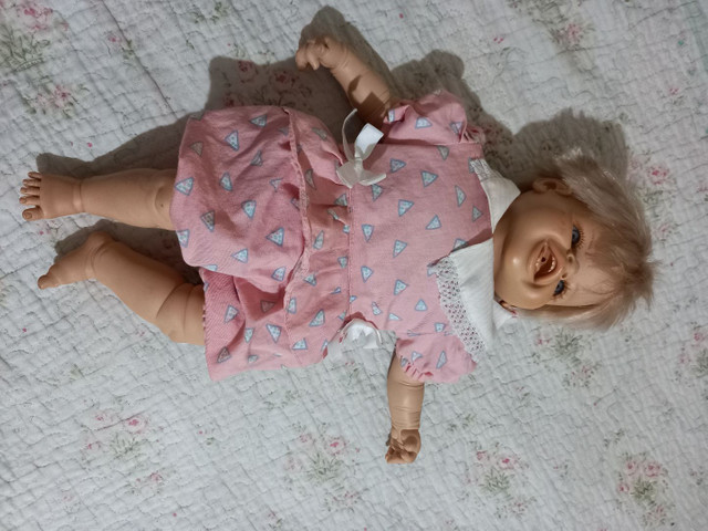 Boneca reborn anos 80 - Foto 3