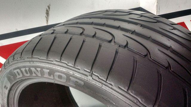 Pneu 285/35R21 105Y Dunlop SP Sport Maxx DSST RUNFLAT usado / meia-vida - Foto 2
