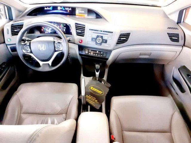 Honda/Civic LXR 2.0 FLEX - Foto 3