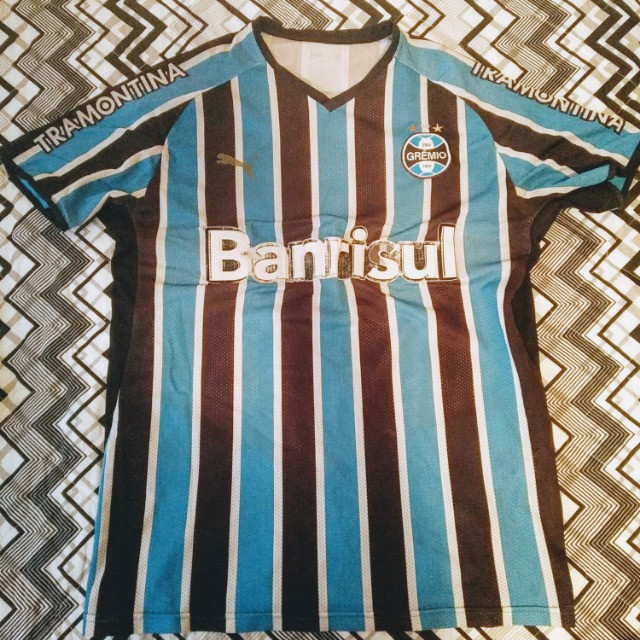 Camiseta Grêmio 2008